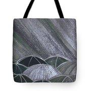 Grey Rain 2 By Jrr Tote Bag