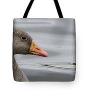 Greylag Sneer Tote Bag