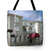 Greystone Of Paris Tote Bag
