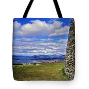 Grianan Of Aileach View Tote Bag