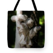 Angel Hug Tote Bag