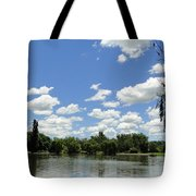 Griffin Lake Tote Bag