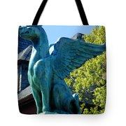 Griffin Natural Color Tote Bag