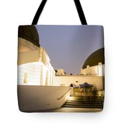 Griffith Park Observatory No. 3 Tote Bag