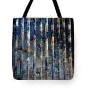 Grill Abstract Tote Bag