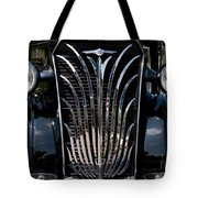 Grill And Headlights Tote Bag