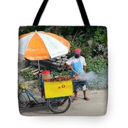 Grill-to-go Tote Bag
