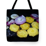 Grilled Veggies #1 Tote Bag