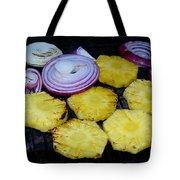 Grilled Veggies #1 Crop 2 Tote Bag