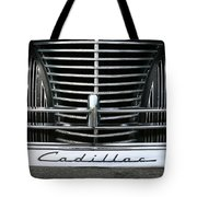 Grillwork Tote Bag