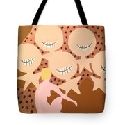 Grin Tote Bag