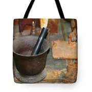 Grinding Bowl  Tote Bag