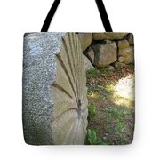 Grinding Stone Tote Bag