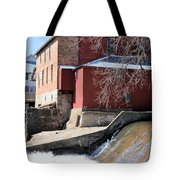 Grinding Time Tote Bag