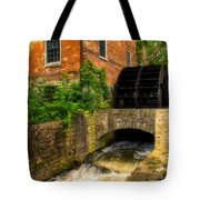 Grist Mill Tote Bag by Thomas Woolworth