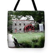 Gristmill Art Tote Bag