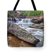 Gristmill At The Creek Tote Bag