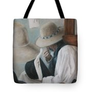 Griz The Hatter Tote Bag