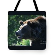 Grizzly-7755 Tote Bag