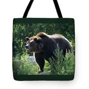 Grizzly-7756 Tote Bag