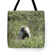 Grizzly One Tote Bag