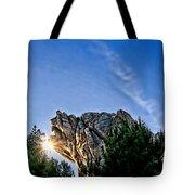 Grizzly Peak Tote Bag