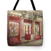 Grocery Store In Old Town Tote Bag