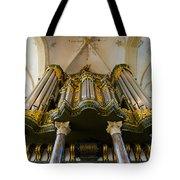 Groningen Pipe Organ Tote Bag