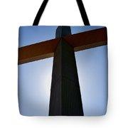 Groom Texas Cross IIi Tote Bag