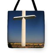 Groom Texas Cross Tote Bag