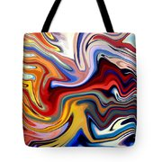 Groovalicious Tote Bag