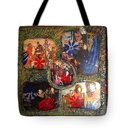 Groovy Celebrations By Alfredo Garcia Tote Bag