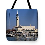 Grosse Point Yacht Club Tote Bag