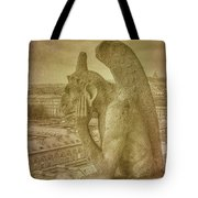 Grotesque From Notre Dame Tote Bag