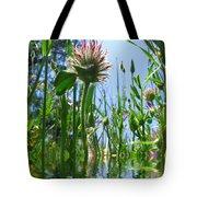 Ground Level Flora Tote Bag