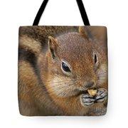 Ground Squirrel Tote Bag