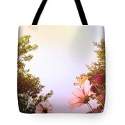 Ground View Tote Bag