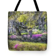 Grounds Of Middleton Tote Bag
