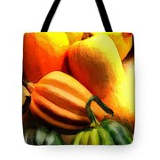Group Of Gourds Tote Bag