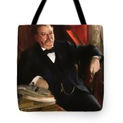 Grover Cleveland Tote Bag