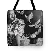 Grover Washington Jr Tote Bag