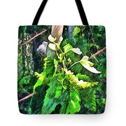 Grow Positively Tote Bag