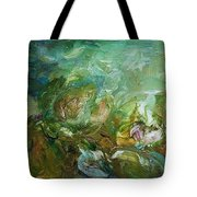 Growing Tote Bag