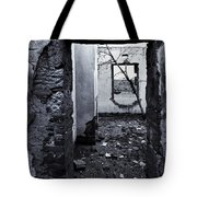 Growing Out Of Ruin Tote Bag