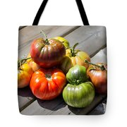 Grown From Seeds Tote Bag