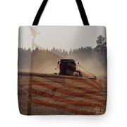 Grown In America Tote Bag
