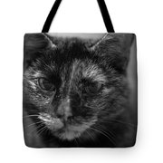Grumpy Girl Tote Bag
