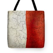 Grunge Malta Flag Tote Bag