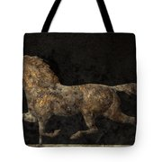 Grungy Antique Weathervane Tote Bag