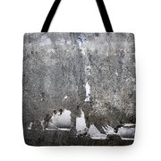 Grungy Concrete Wall Tote Bag